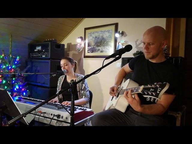 Judyta & Dawid - Całą noc padał śnieg (Beata Rybotycka cover)