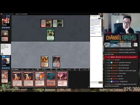 MTG - EPIC Lantern Control Stream with Glint Nest Crane!