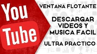 Descargar Música y Videos de Youtube Rápido y Fácil 2019