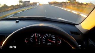 Subaru Legacy 2.0 Acceleration Test