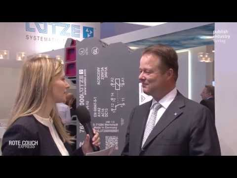 ROTE COUCH Express Hannover Messe 2015
