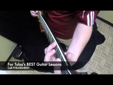 How To Play The Guitar: Angular Exercises