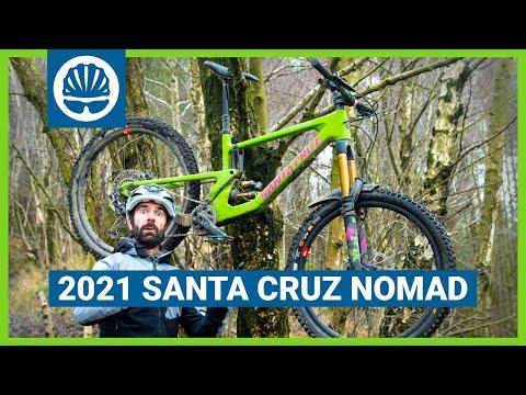 2021 Santa Cruz Nomad Review   Still Rad, Still Fun, Still Expensive