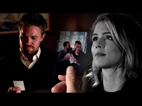 Arrow S8 || Every Mention Of Felicity Smoak