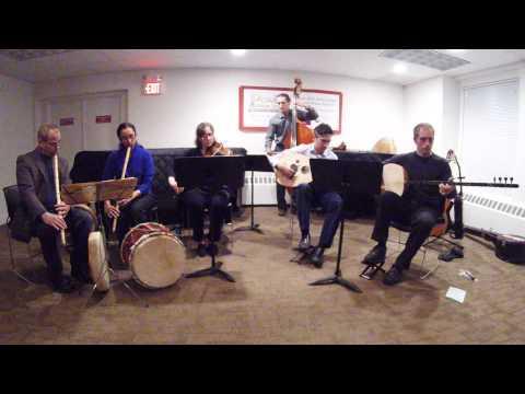 Orkestra Marhaba: Muhayyer Saz Semaisi by Tanburi Cemil Bey