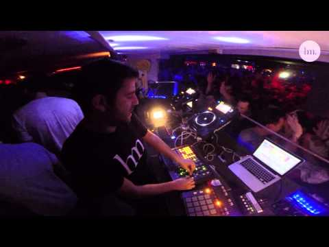 N'to Live - Hungry Party @ Spartacus Club - 12.04.2014