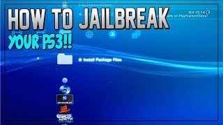 How To Jailbreak PS3 Without E3 Flasher NO DOWNGRADE 4 81
