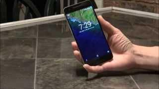 How to take a screenshot with the Nexus 6P