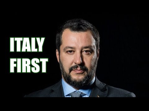 Salvini - Europe's Most Feared Man