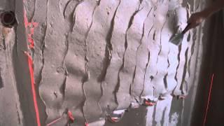 Штукатурка стен своими руками. Как правильно выравнять стены по маякам.(В видео рассмотрены все этапы подготовки и выполнения работ по штукатурке стен. - Подготовительные расчеты..., 2015-09-15T07:58:37.000Z)