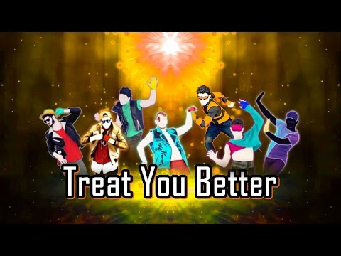 Just Dance 2018 Treat You Better By Shawn Mendes