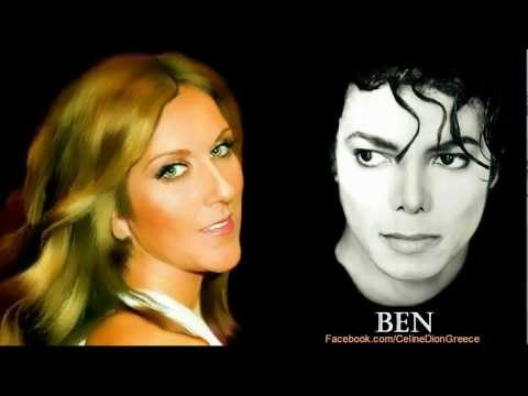Celine Dion - Ben (Tribute to Michael Jackson 2012) [HD]