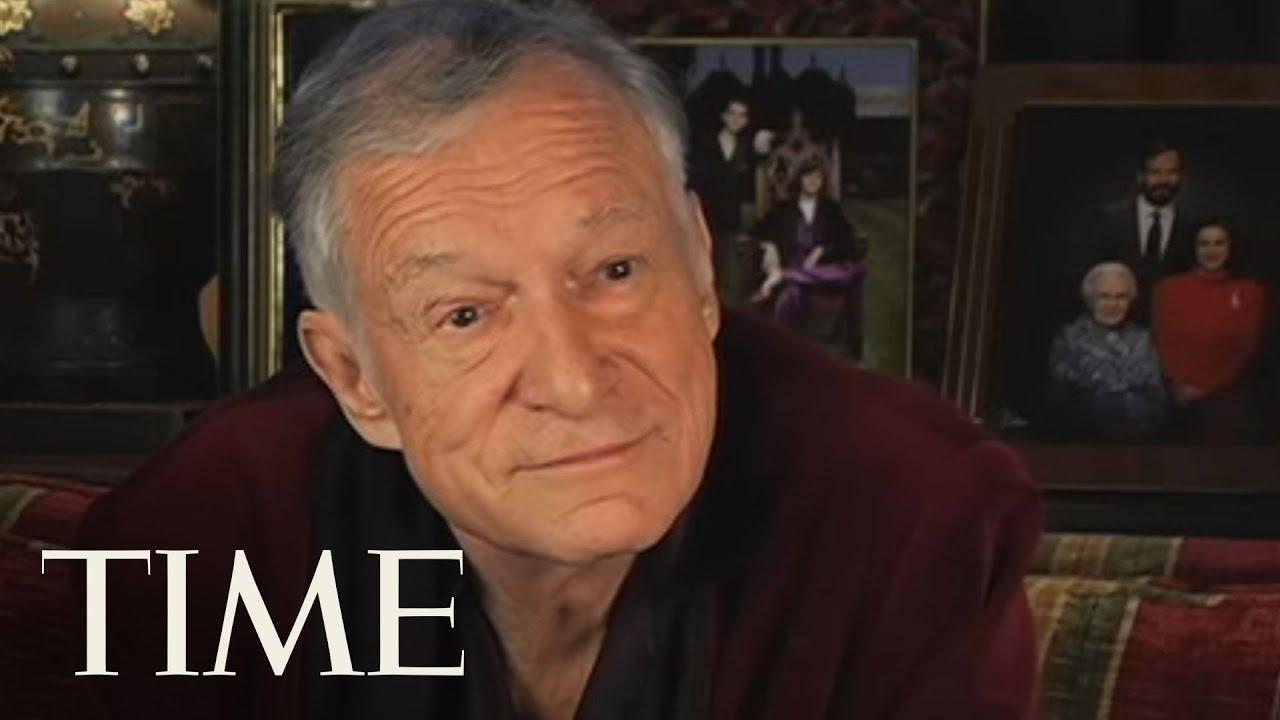 Time Magazine Interviews Hugh Hefner Youtube