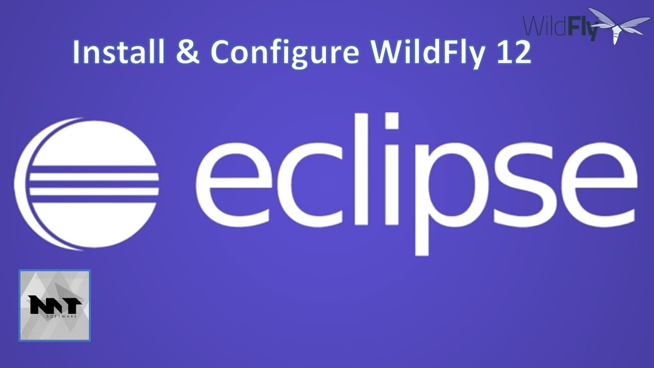 How to install and configure Wildfly 12 on Eclipse