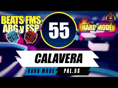 CONTADOR FORMATO FMS | BASE DE RAP PARA IMPROVISAR | HARD MODE | #30