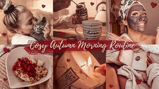 COSY FALL MORNING ROUTINE 2019 | Gemma Louise Miles