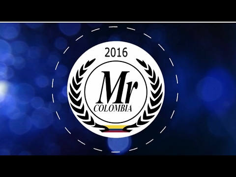 Mister Colombia 2016