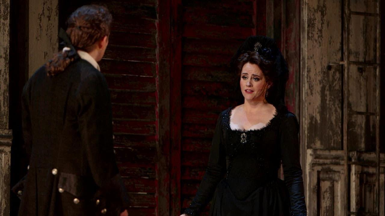 """Don Giovanni: """"Non mi dir"""""""