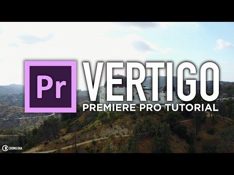 Vertigo Dolly Zoom tutorial in Adobe Premiere Pro by Chung Dha