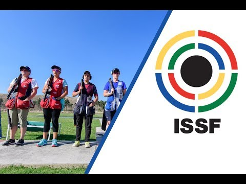 Trap Women Final - 2018 ISSF World Cup in Guadalajara (MEX)
