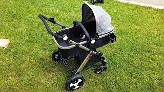 Bersey Luxury Baby Stroller Review