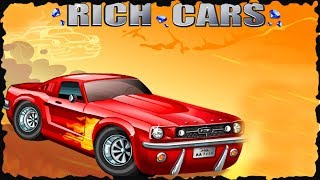 Rich Cars Full Game Walkthrough All Levels