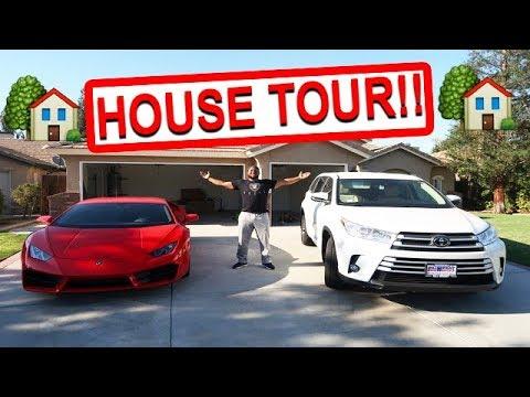 NEW HOUSE TOUR 2017 🏡 👨👩👧👦