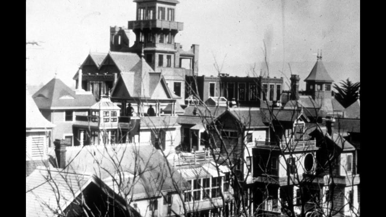 dark mansion of sarah winchester strange unsolved mysteries