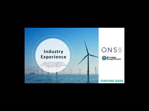 How offshore industry experience contributes to innovation and LCOE reduction in Offshore Wind