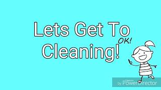 Cleaning motivation | Post Valentines house cleaning | Getting Ready for Spring Decorating