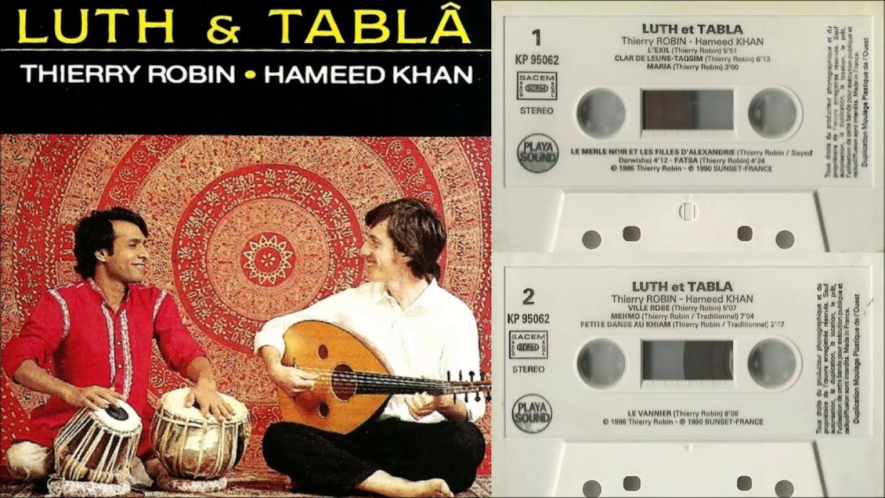 TITI ROBIN: INDIAN CLASSICAL MUSIC SOOTHES THE SOUL - From