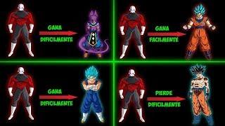 Explicación: Que tan poderoso es Jiren? - Dragon Ball Super