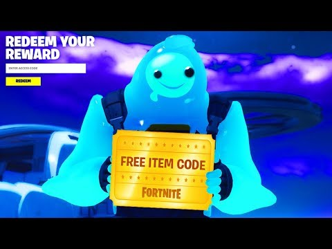 CLAIM THE FREE ITEM CODE NOW In Fortnite! (FREE CODE)