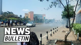 NASA protestors tear gassed at IEBC offices