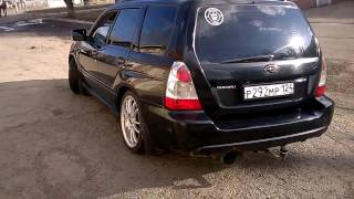 Subaru Forester SG5 2007 (Видео для продажи авто)