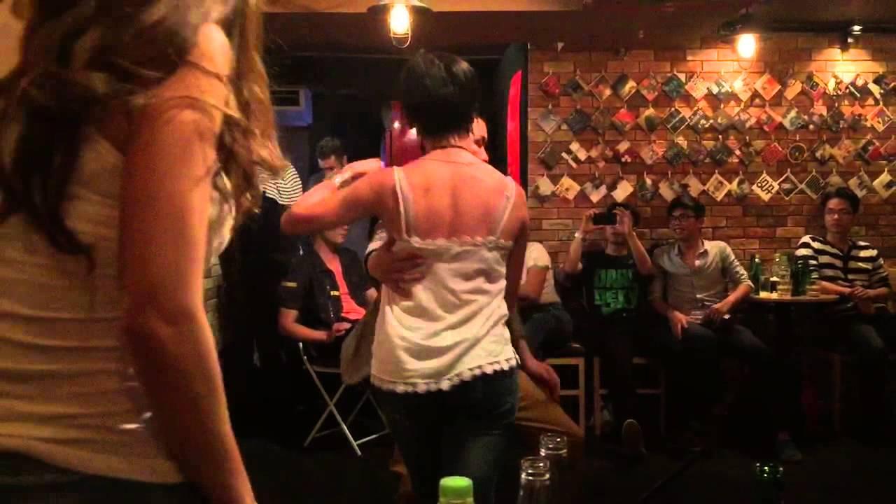 Sao Mai - Lương Đình Sỹ social dancing