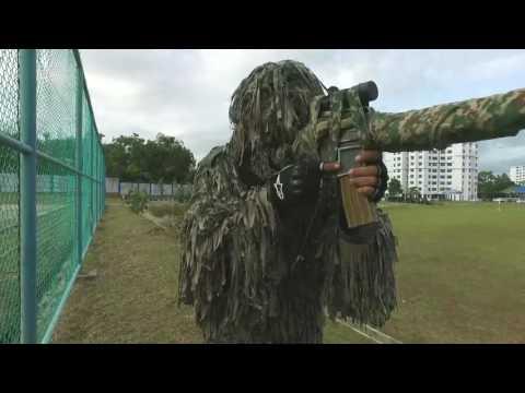 Tiger Platoon Pasukan Gerakan Am PDRM