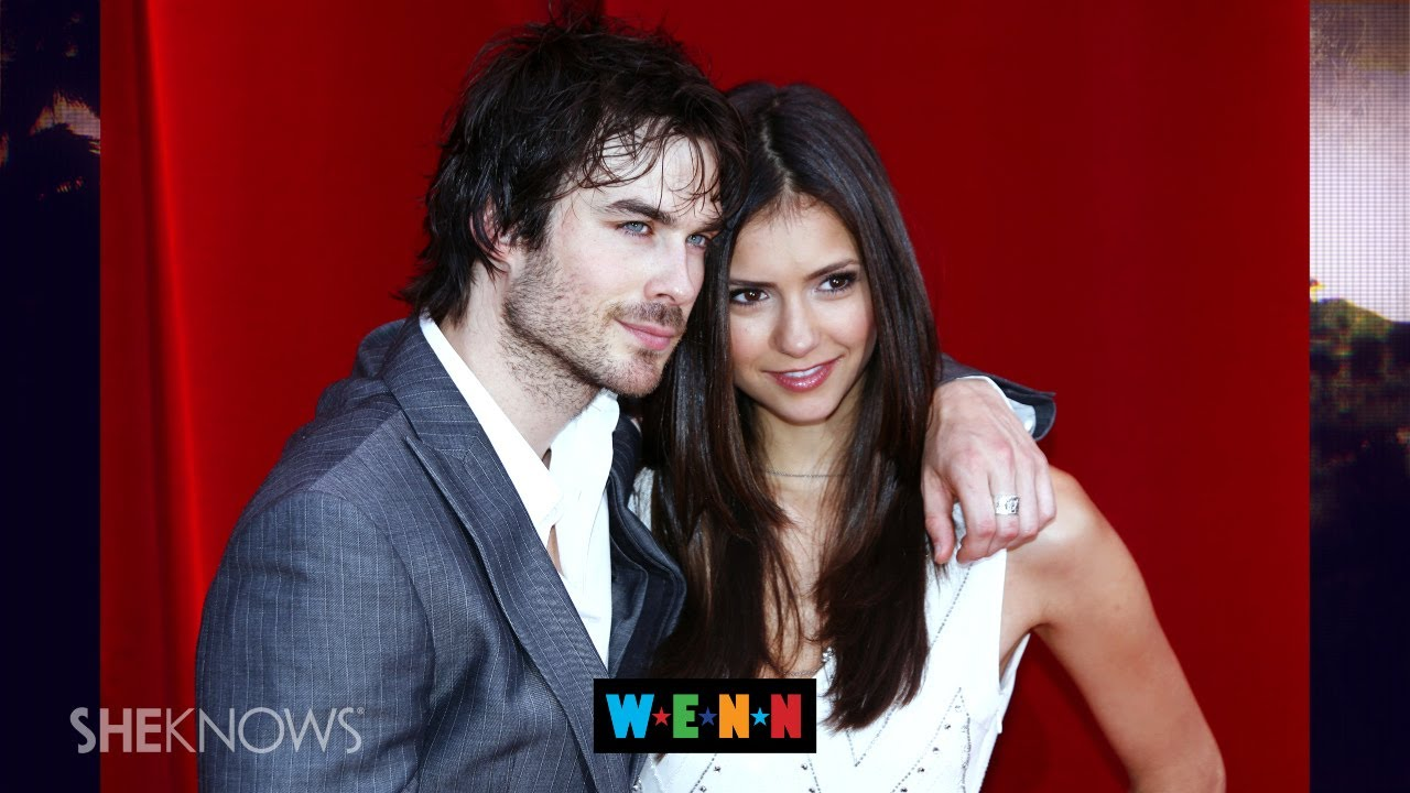 ian somerhalder and nina dobrev dating history