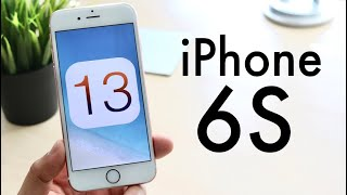 iOS 13 OFFICIAL On iPhone 6S! (Review)