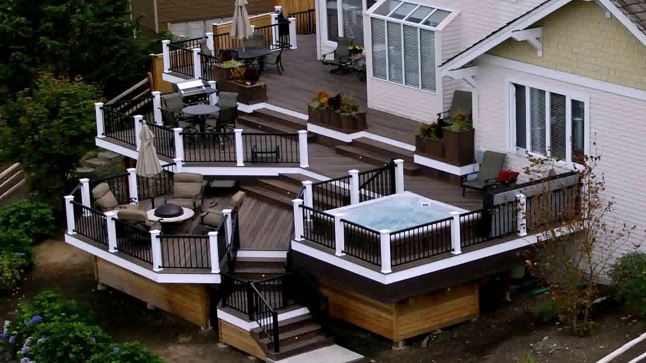 Beautiful Pro Deck Design Home Depot Pictures - Kolakowski-art ...