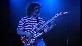Van Halenヴァンヘイレン ギターソロ.