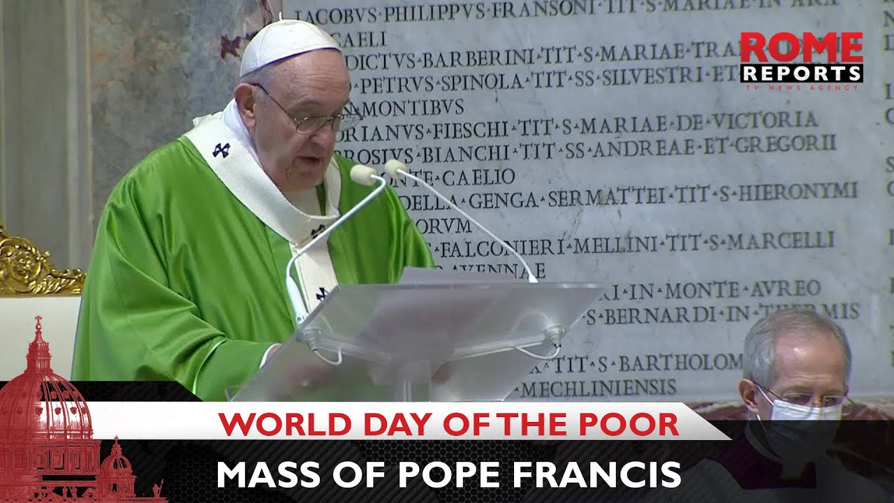 Download Pope Francis: Christians cannot limit themselves to simply obeying rules