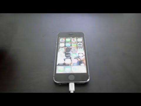 Как выключить айфон 6