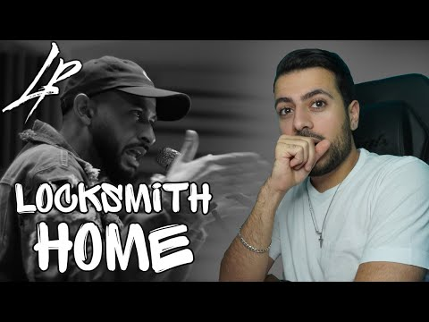 Locksmith - Home (feat. Rebbeca Nobel) *Reaction* | WHOLE DIFFERENT SIDE OF LOCKSMITH!!