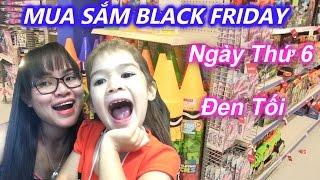 """Black Friday - Chị Bí Đỏ & Bé Peanut Mua Sắm """"Black Friday"""""""
