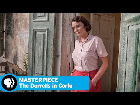 THE DURRELLS IN CORFU on MASTERPIECE | Episode 3 Preview | PBS