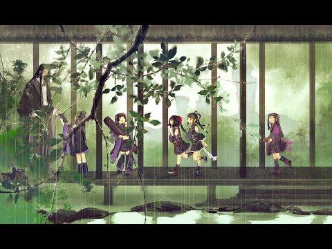Beautiful Chinese Music - Falling Blossoms