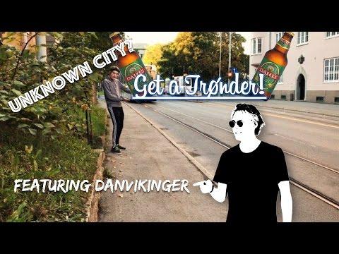 Scandinavia Tour⎜Episode 5 - Unknown city? Get a Trønder! (Feat. Danvikinger)