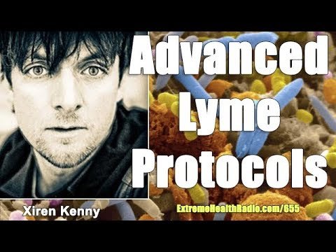 Xiren Kenny - The Most Important Part Of Healing Lyme Disease That NOBODY Is Talking About!