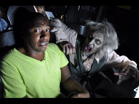 Fright Fest at Six Flags Magic Mountain - Halloween 2014
